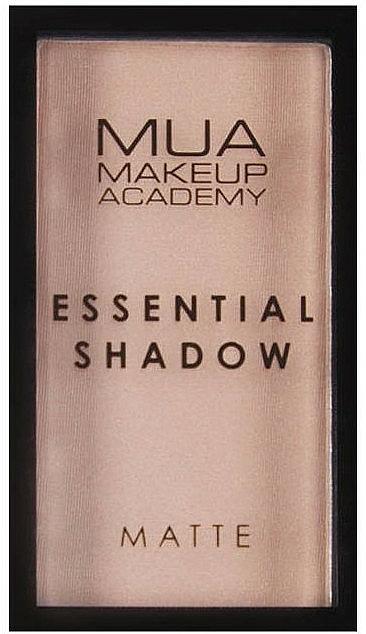 Eyeshadow - MUA Essential Shadow Matte