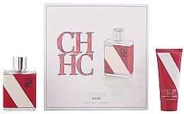 Fragrances, Perfumes, Cosmetics Carolina Herrera CH Men Sport - Set (edt/100ml+a/sh/balm/100ml)