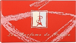 Fragrances, Perfumes, Cosmetics Charrier Parfums Top Ten - Set (edp/5.2ml+edp/5.5ml+edp/5.5ml+edp/2.8ml+edp/5ml+edp/5.6ml+edp/5ml+edp/4.6ml+edp/5ml+edp/4.9ml)