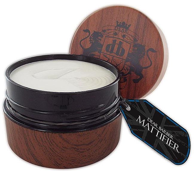 Matte Beard and Hair Styling Paste - Dear Barber Mattifier Hair Paste