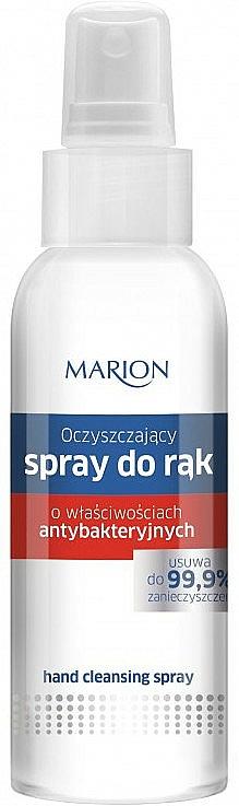 Antibacterial Hand Spray - Marion Antibacterial Hand Cleansing Spray