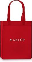 "Fragrances, Perfumes, Cosmetics Shopping Bag, burgundy ""Springfield"" - MakeUp Eco Friendly Tote Bag"