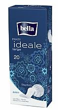 Fragrances, Perfumes, Cosmetics Daily Sanitary Pads Panty Ideale Ultra Thin Large Stay Softi, 20 pcs - Bella