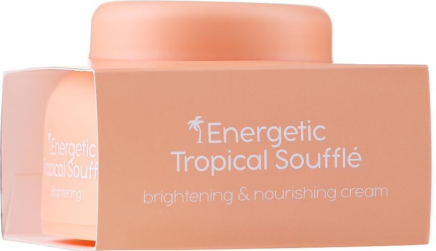 Tropical Souffle Face Cream - Nacomi Energetic Tropical Souffle Brightening — photo N2