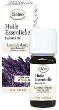 Fragrances, Perfumes, Cosmetics Organic Lavender Flower Essential Oil - Galeo Organic Essential Oil Lavande Aspic