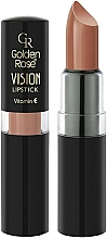 Fragrances, Perfumes, Cosmetics Lipstick - Golden Rose Vision Lipstick