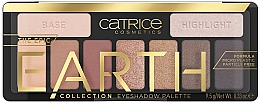 Fragrances, Perfumes, Cosmetics Eyeshadow Palette - Catrice The Epic Earth Collection Eyeshadow Palette