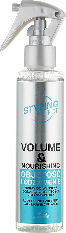 "Hair Spray ""Volume & Nourishing"" - Joanna Styling Effect Volume & Nourishing Hair Spray"