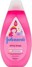 Fragrances, Perfumes, Cosmetics Baby Hair Shampoo - Johnson's Baby Shiny Drops Shampoo