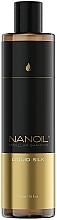 Fragrances, Perfumes, Cosmetics Liquid Silk Micellar Shampoo - Nanoil Liquid Silk Micellar Shampoo