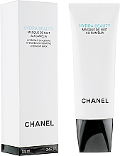 Fragrances, Perfumes, Cosmetics Night Face Mask - Chanel Hydra Beauty Masque de Nuit Au Camelia