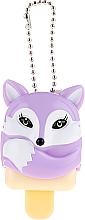 "Fragrances, Perfumes, Cosmetics Lip Balm ""Fox"", purple - Martinelia Color Lip Balm Wild Sweetness Coconut"