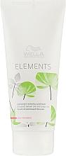 Fragrances, Perfumes, Cosmetics Lightweight Renewing Conditioner - Wella Professionals Elements Lightweight Renewing Conditioner