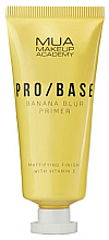 Fragrances, Perfumes, Cosmetics Banana Scented Face Mattifying Primer - Mua Pro/ Base Banana Blur Primer