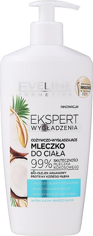 Smoothing Body Milk - Eveline Cosmetics