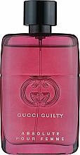 Fragrances, Perfumes, Cosmetics Gucci Guilty Absolute Pour Femme - Eau de Parfum