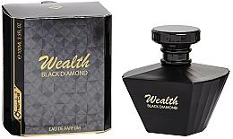 Fragrances, Perfumes, Cosmetics Omerta Wealth Black Diamond - Eau de Parfum
