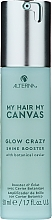 Fragrances, Perfumes, Cosmetics Highly Concentrated Shine Booster Hair Gel - Alterna My Hair My Canvas Glow Crazy Shine