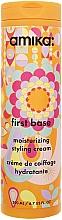 Fragrances, Perfumes, Cosmetics Moisturizing Styling Cream - Amika First Base Moisturizing Styling Cream