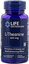 Fragrances, Perfumes, Cosmetics L-Theanine Dietary Supplement - Life Extension L-Theanine