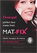 Fragrances, Perfumes, Cosmetics Oil Absorbing Paper - Donegal Face Blotting Tissues Mat-Fix