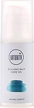 Fragrances, Perfumes, Cosmetics Hand Balm - Naturativ Rich Hand Balm Home Spa