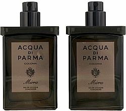 Fragrances, Perfumes, Cosmetics Acqua di Parma Colonia Mirra Travel Spray Refill - Eau de Cologne