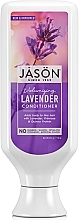 Fragrances, Perfumes, Cosmetics Lavender Extract Hair Conditioner - Jason Natural Cosmetics Lavender Hair Strengthening Conditioner