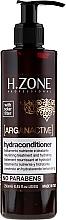 Fragrances, Perfumes, Cosmetics Moisturizing Hair Conditioner with Argan Oil - H.Zone Argan Active Hydraconditioner