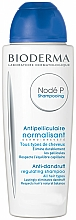 Fragrances, Perfumes, Cosmetics Anti-Dandruff Shampoo for All Hair Types - Bioderma Node P Shampoing Antipelliculaire Normalisant