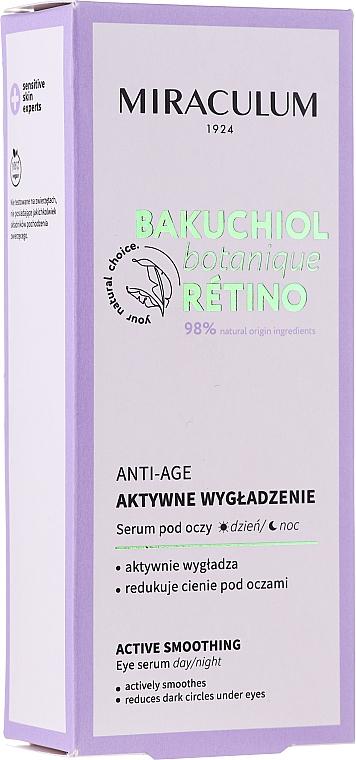 Eye Zone Serum - Miraculum Bakuchiol Botanique Retino Anti-Age Serum
