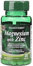 Fragrances, Perfumes, Cosmetics Magnesium & Zinc Dietary Supplement - Holland & Barrett Magnesium With Zinc