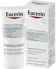 Fragrances, Perfumes, Cosmetics Nourishing Face Cream for Atopic Skin - Eucerin AtopiControl Face Care Cream