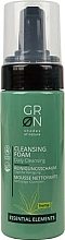 Fragrances, Perfumes, Cosmetics Cleansing Foam - GRN Essential Elements Hemp Cleansing Foam