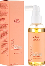 Fragrances, Perfumes, Cosmetics Nourishing Booster Concentrate - Wella Professionals Invigo Nutri-Enrich Booster