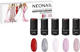 Fragrances, Perfumes, Cosmetics Set - NeoNail Professional Wedding Dreams Collection Set (nail/polish/3mlx5)