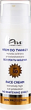 Fragrances, Perfumes, Cosmetics Moisturizing and Protective Cream - Ava Laboratorium Skin Protection Extra Moisturizing Cream SPF50