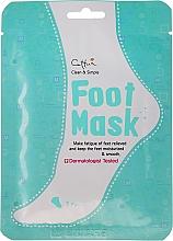 Fragrances, Perfumes, Cosmetics Moisturizing Foot Mask - Cettua Moisturizing Foot Mask