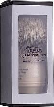 Fragrances, Perfumes, Cosmetics Shaving Brush, HT3, 10 cm - Taylor of Old Bond Street Shaving Brush Pure Badger Size L