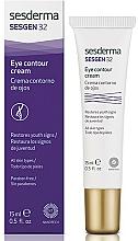 Fragrances, Perfumes, Cosmetics Eye Contour Cream - SesDerma Laboratories Sesgen 32 Eye Contour Cream