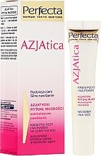 Fragrances, Perfumes, Cosmetics Eye Cream - Dax Cosmetics Perfecta Azjatica White Eye Cream