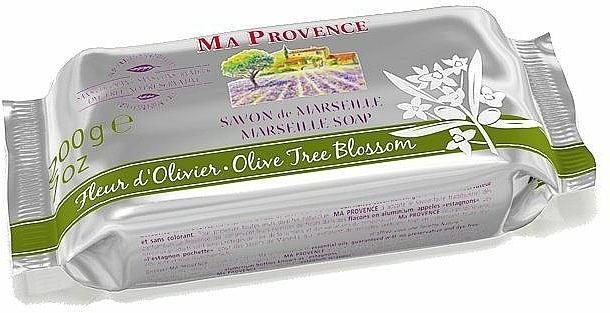 "Marseilles Soap ""Olive"" - Ma Provence Marseille Soap"