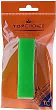 Fragrances, Perfumes, Cosmetics Nail Buffer 120/150, 74813, green - Top Choice Colours Nail Block