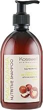 Fragrances, Perfumes, Cosmetics Nourishing Shampoo - Kosswell Professional Macadamia Nutritive Shampoo Sulfate Free