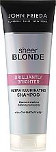 Fragrances, Perfumes, Cosmetics Shine Blonde Hair Shampoo - John Frieda Sheer Blonde Brilliantly Brighter Shampoo