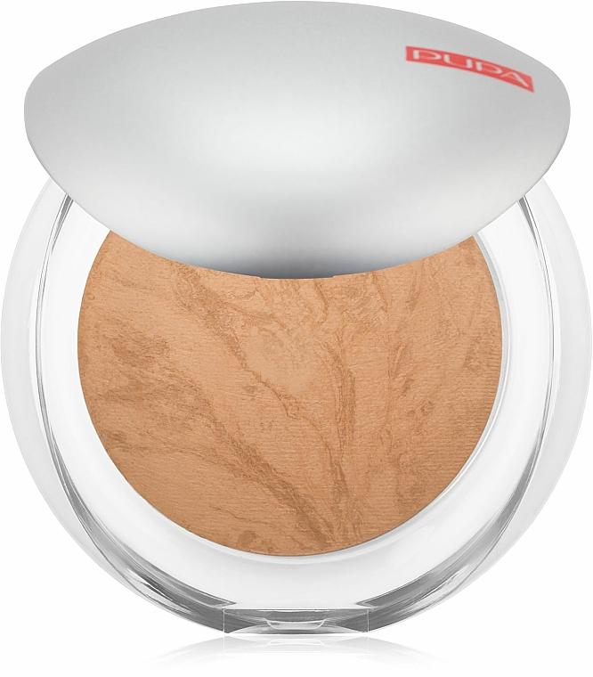 Compact BakedFace Powder - Pupa Luminys Silky Baked Face Powder