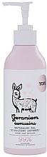 "Fragrances, Perfumes, Cosmetics Intimate Hygiene Gel ""Geranium and Cranberry"" - Yope"