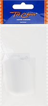 Fragrances, Perfumes, Cosmetics Hair Net, 3097, 2 pcs, white - Top Choice