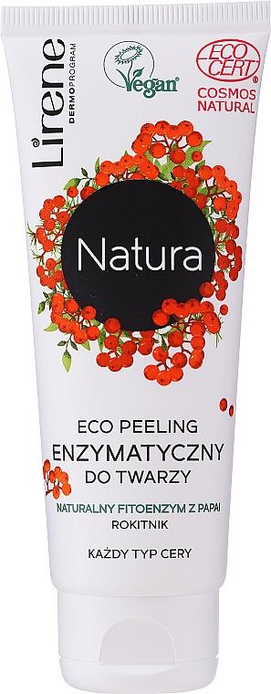 Enzyme Face Eco Peeling - Lirene Natura Eco Peeling