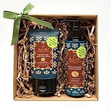Fragrances, Perfumes, Cosmetics Set - Sabai Thai Jasmine (h/cr/100ml + b/lot/200ml)